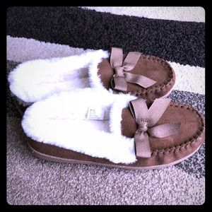 Women's comfy slippers!